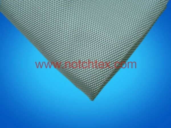 High silica fiberglass fabric, high-temp textile