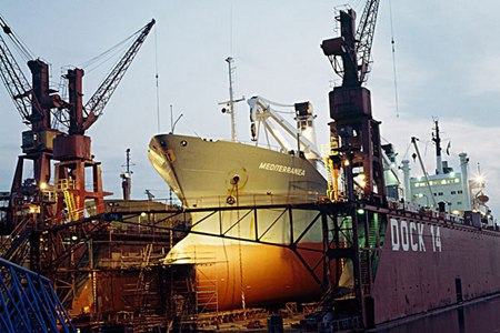 Shipbuilding Industry application, Coated fabric, Fiberglass fabric, High-temp textile