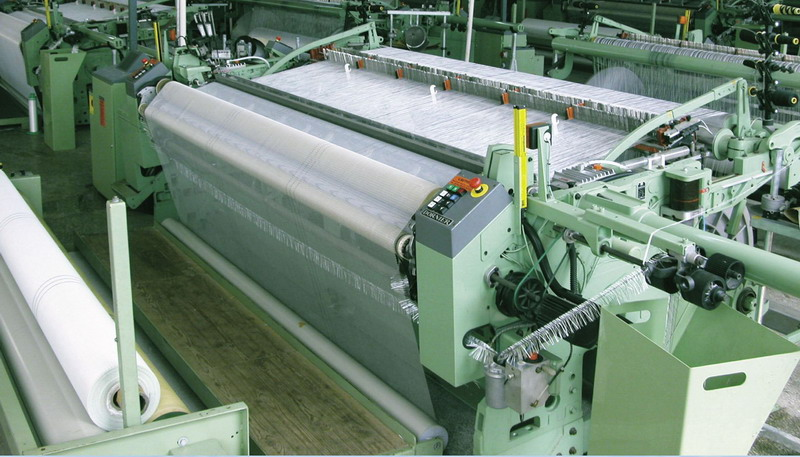 fiberglass cloth weaving machine